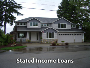 Stated Assets Loan